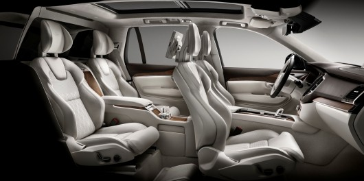 Volvo XC90 Excellence �� ���������� � ������ 2016