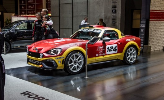 Fiat решил воскресить модель 124 Rally Abarth