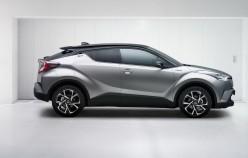 В Женеве показали долгожданную новинку - Toyota C-HR