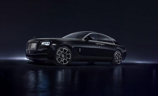 Rolls-Royce представил уникальные версии моделей Ghost и Wraith
