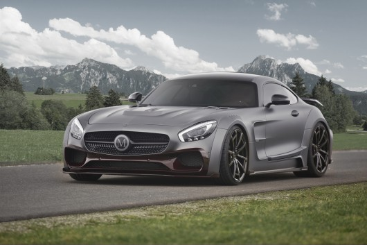 Mansory Mercedes-AMG GT S �� ���������� � ������ 2016 ����
