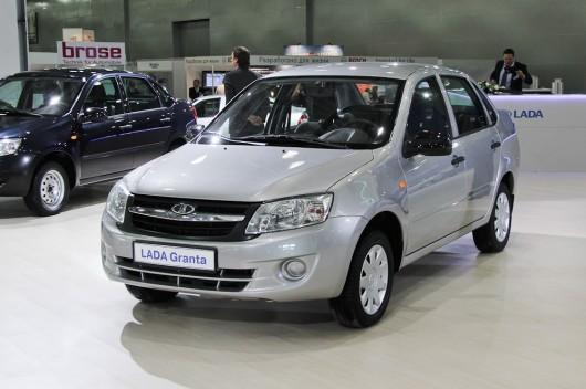 Самые дешевые автомобили в России
