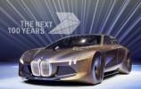 BMW Vision Next 100: Автономный концепт [101 фото + видео]