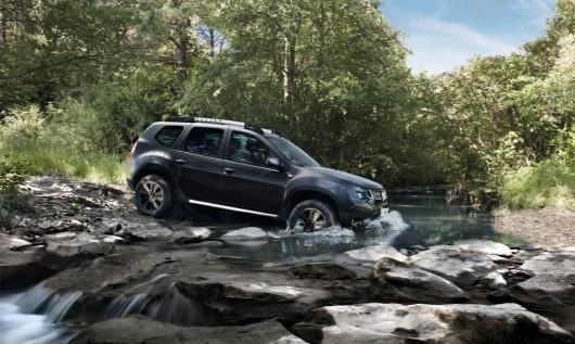 Новый Dacia Duster покажут в 2017 году