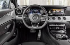 Спортивная версия 2017 Mercedes AMG E43