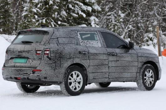 Renault приступил к тестам модели Koleos второго поколения