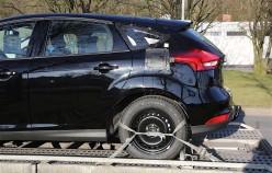 Авто папарацци запечатлели новый Ford Focus Prototype