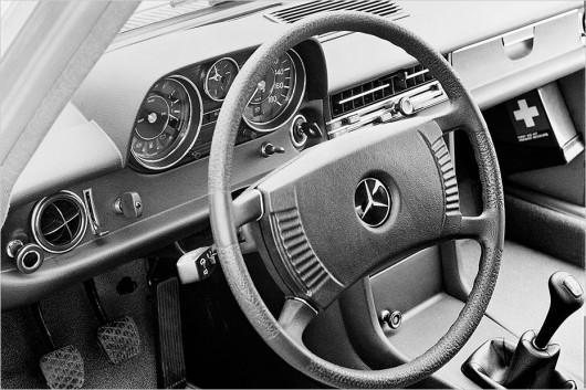 Mercedes E-class: История модели