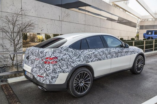 2016 Mercedes-Benz GLC Coupe: ������ ������� � ����� �������� �����