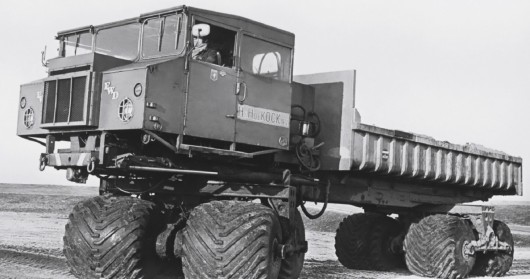 10 сумасшедших внедорожных транспортных средств