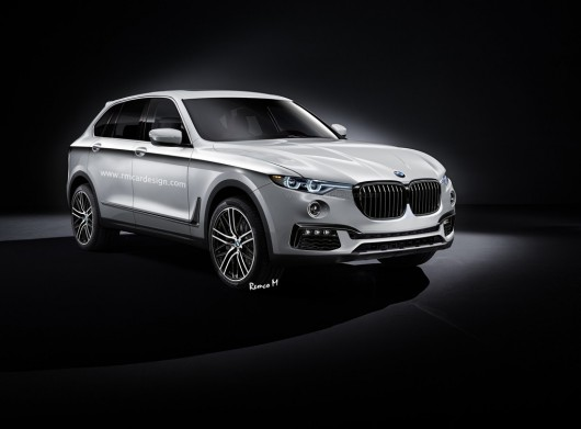 2020 BMW X5 G05: Приемник кроссовера F15