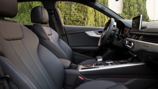 Первый тест-драйв: 2017 Audi A4