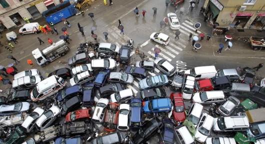 10 стран с самыми худшими водителями в мире