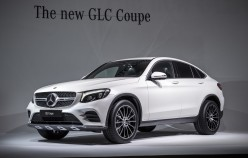 �����: Mercedes GLC Coupe, ����������� �� ���-�������� ����������