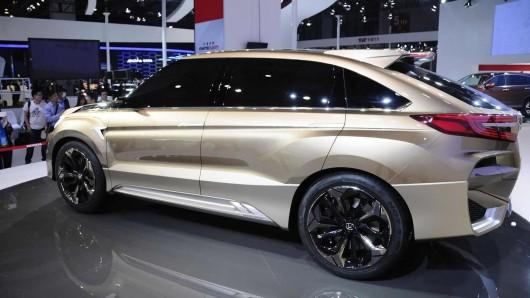 UR-V – совершенно новый кроссовер компании Honda