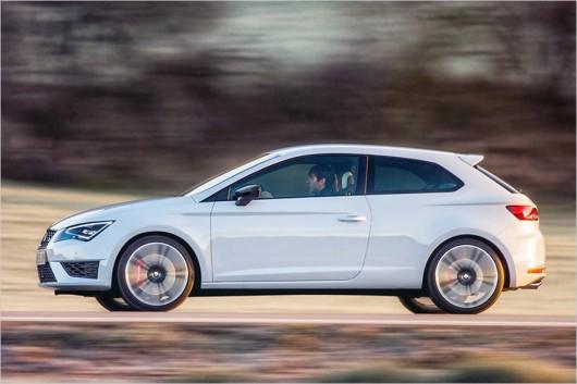 Компактные автомобили с разгоном с 0-100 км/ч менее чем за 6 секунд