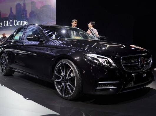 Десятка самых шикарных автомобилей на автошоу в Нью-Йорке 2016