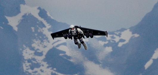 Самые маленькие пилотируемые самолеты