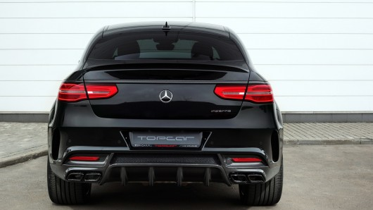 TOPCAR Inferno показал тюнингованный Mercedes GLE Coupe