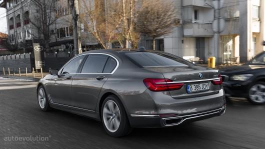 Большой обзор: 2016 BMW 750Li xDrive