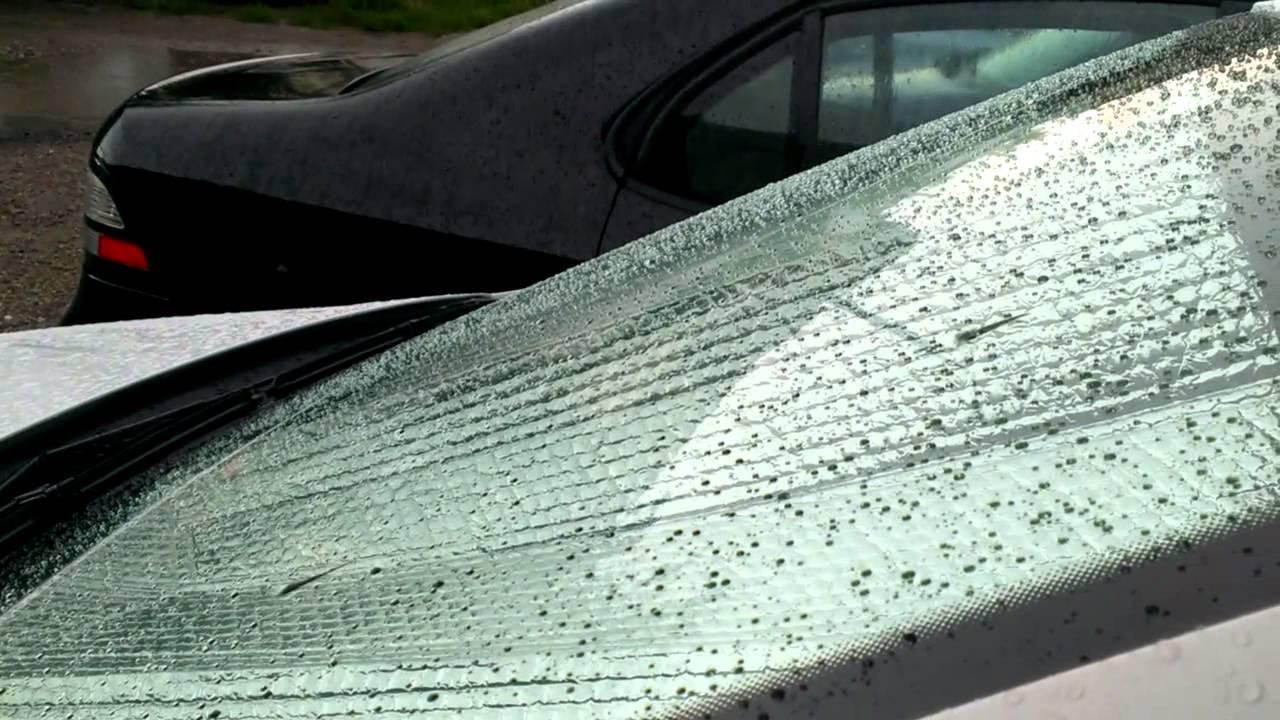 Поверка стекол машины