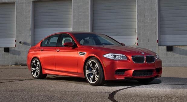 БМВ больше не будет ставить ручные коробки передач на BMW M5 и M6