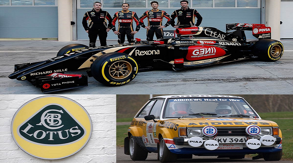 9 автомобилей, о которых вы не знали, что это Lotus