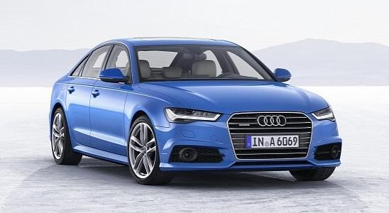 Audi опять проводит фейслифтинг A6, A6 Avant и A7 Sportback
