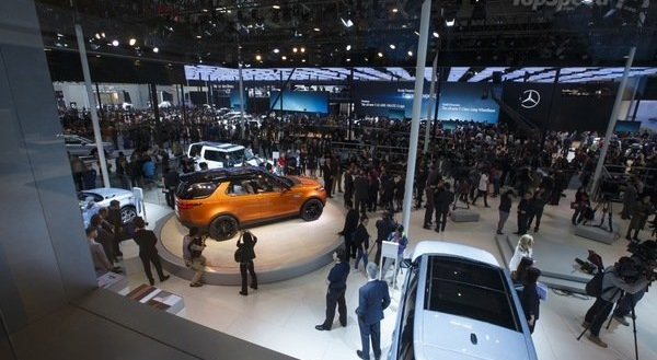 Автомобили на 2016 Пекинском автошоу