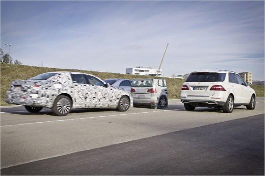 Новый Mercedes E-Class: Самые потрясающие опции и функции