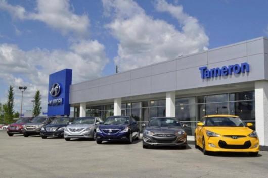 Статистика продаж автомобилей: Лидеры роста и падения в марте 2016 года