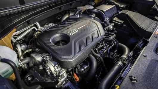 Новый Kia Sportage прошел краш-тесты на отлично