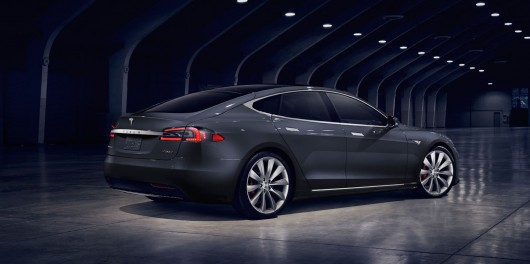 Рассекречена обновленная модель Tesla Model S