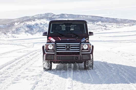 JEEP WRANGLER UNLIMITED RUBICON против MERCEDES-BENZ G550 против TOYOTA LAND CRUISER: Тест- драйв