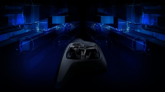 Peugeot представило новый i-Cockpit
