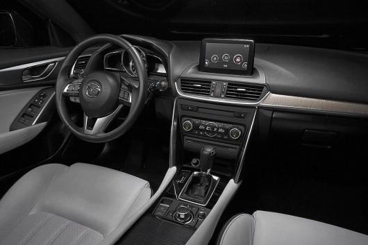 Первые технические характеристики Mazda CX-4