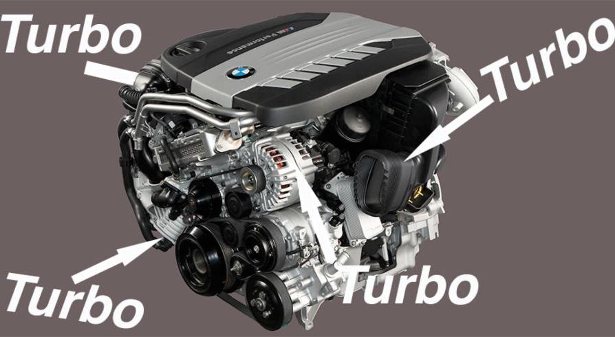Двигатель голенвагина дизеля
