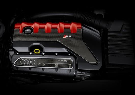 2017 Audi TT RS: яростное купе с 400 лошадиными силами