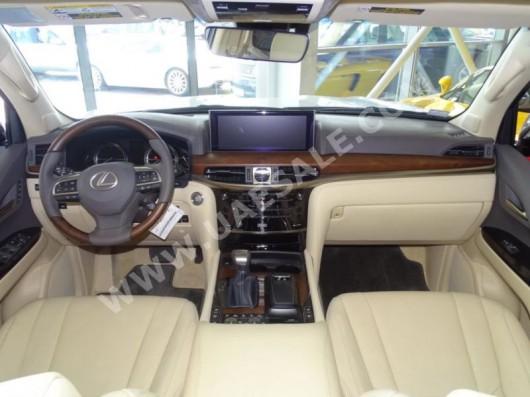 Фотографии кабриолета, сделанного из Lexus LX 570