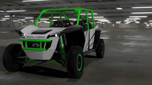 Новый электрический грузовик, будущее настало?