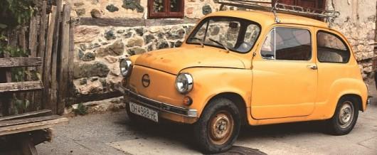 Автомобиль, руководство для долгого хранения