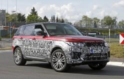 2017 Range Rover Sport- фейслифтинговая модель снаружи и внутри