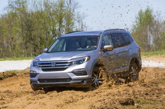 Honda объявила цены на Pilot нового поколения