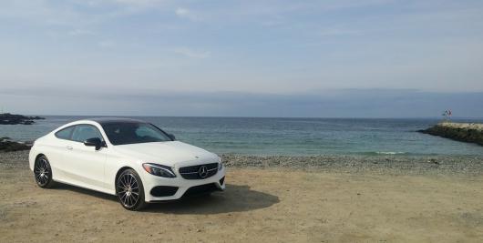 2017 Mercedes C300 Coupe: Рожденный удивлять