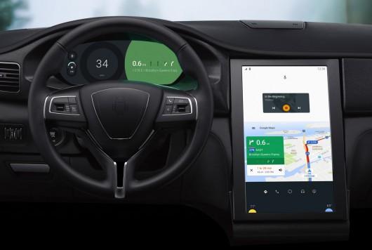 Google обновила систему Android Auto