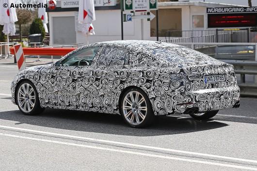 2017 Audi A5 / S5 Coupe и Sportback