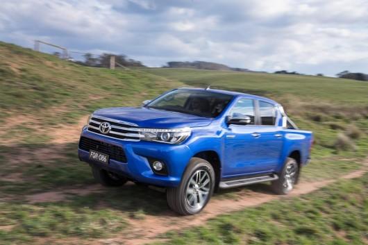 Обзор: 2016 Toyota Hilux