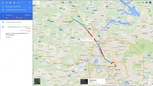 Как объехать пробки в Москве при помощи Яндекс. Навигатора и другими способами