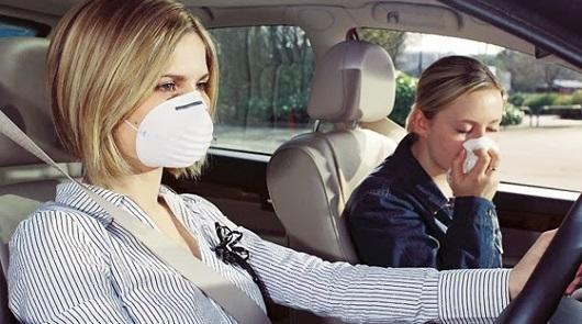 Причины запахов в салоне машины