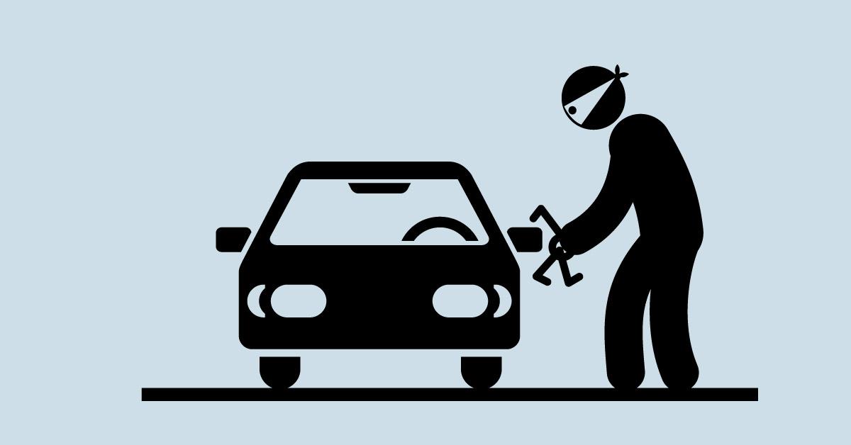 Реальные истории угонов автомобилей